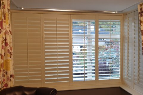 Shutter Fitters in Belper