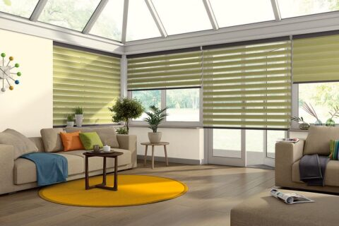 Conservatory Blind Fitters in Ashbourne