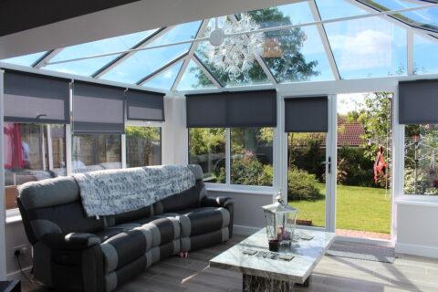 Ashbourne Conservatory Blind Installer